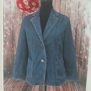 Faconnable Jeans Jacket
